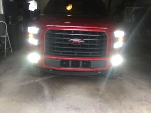 Ford F150 F250 F350 Option Enable/Disable with FORSCan