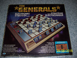 Vintage board game - The Generals