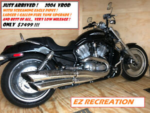 ** EZ RECREATION * MOTORCYCLES * PARTS & ACCESSORIES ON SALE !!!