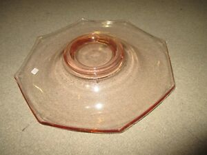 bol antique rose depression glass