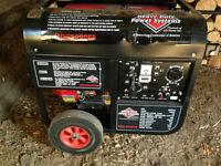 New Gasoline Generator 9000W w Elec.and Remote Start HDG9000E