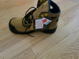Terra Safety Boots!