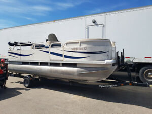 20ft Starcraft Pontoon **Available this Weekend**