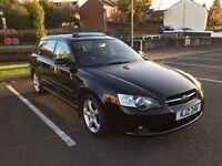 2006 Subaru Legacy 2.0 Sports RE Sport Tourer 4WD Estate