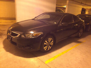 2009 Honda Accord Coupe Coupe (2 door)