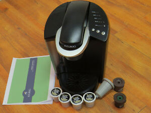 Keurig Single Cup Brewing System Coffee Maker Model B40