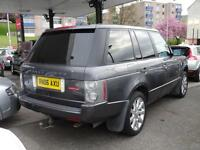 2006 (06) Land Rover Range Rover 4.2 V8 auto Supercharged Vogue SE