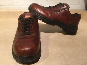 Men's Royer Steel Toe Work Shoes Size 12 3E