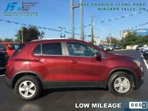 2016 Chevrolet Trax LT  AWD,SUNROOF,REARCAM,REMOTE START