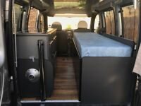 Fiat Doblo high roof mini camper motorhome