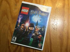 Jeu Wii Harry Potter Lego