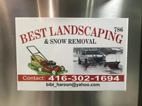 Landscaping & Snow Removal Service