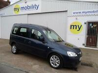 Vauxhall Combo Automatic Diesel Wheelchair Scooter Accessible Adapted WAV Car