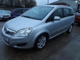 Vauxhall Zafira 1.7CDTi 16v ecoFLEX Elite 5 DOOR 7 SEATER MPV WITH FULL HISTORY