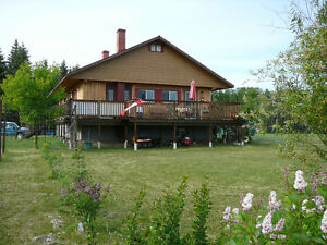 159 acres with Log Home, Dorintosh SK