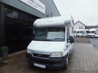 ACE Mondena two berth motorhome for sale fixed bed