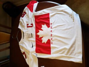 Signed Sidney Crosby Jersey - Team Canada 2014 Olympic Games