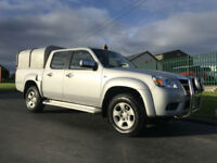 59 Mazda BT-50 2.5TD 4x4 ( 143PS ) Double Cab Pickup TS2 ( Ford Ranger)