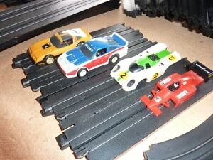 AFX TOMY SLOT CAR RACE TRACK w/cars North Shore Greater Vancouver Area image 2
