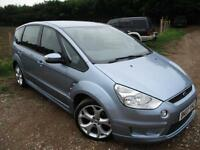2007 FORD S-MAX ZETEC TDCI 6 SPEED / 7 SEATER MPV (MULTI-PURPOSE VEHICLE) DIESEL