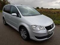 Volkswagen Touran 1.9TDI ( 105PS ) ( 7st )