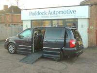 Chrysler Grand Voyager [178] CRD Limited Drive From/Up Front Wheelchair