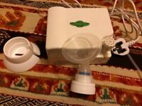 Electric breast pump and breast milk storage bags