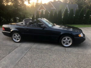 Beautiful Mercedes Convertible for sale reduced price