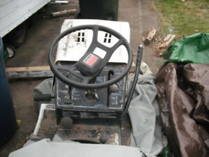 """FOR SALE: SEARS 12HP 38"""" LAWN TRACTOR"""