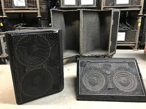 Jason Sound Industries J17 Speakers