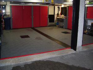 "High Quality Garage Floor Tiles 12""x12"" Universal interlocking West Island Greater Montréal image 1"