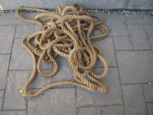 rope  100ft