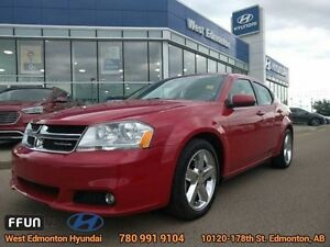 2011 Dodge Avenger SXT V6 heated seats navigation system sunroof