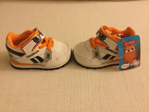 Reebok Disney baby shoes with tag (never used) Kitchener / Waterloo Kitchener Area image 1