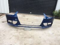 Audi A4 B8 bumpers and panels
