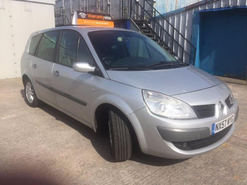 2008 renault grand scenic 1 6 vvt dynamique s 5dr in old trafford manchester gumtree. Black Bedroom Furniture Sets. Home Design Ideas