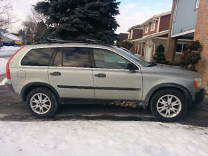 2004 Volvo XC90 Family SUV 7seater loaded leather sunroof