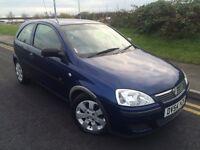 2005 Vauxhall Corsa Energy 1.3 Cdti 3 door hatchback # cheap tax & insurance model # upto 70 mpg