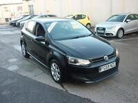 2010 Volkswagen Polo 1.6TDI ( 75ps ) SE Finance Available