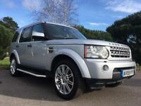Land Rover Discovery 4 3.0 SD V6 HSE 5dr DIESEL AUTOMATIC 2009/59