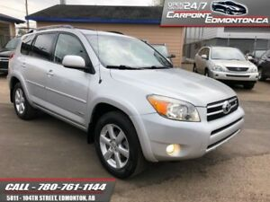 2008 Toyota RAV4 SORRY SOLD....SOLD...SOLD...LIMITED.....AWD...L