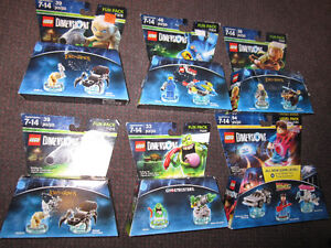 LEGO Dimensions Starter Packs and Fun Packs - on Choice Kitchener / Waterloo Kitchener Area image 9
