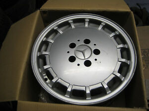 16x8 34mm offset Mercedes rims 5x112