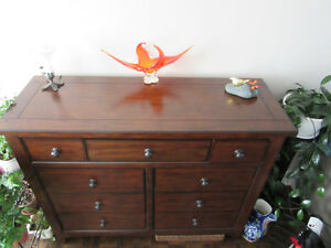 Beautiful Ashley Man's Dresser or Dining Room Hutch Gatineau Ottawa / Gatineau Area image 3