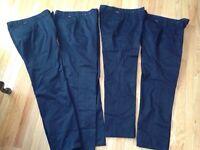 McCarthy St Mary's uniform pants teens size 34