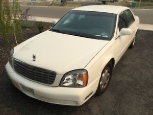 PRICE DROPED - 2000 Cadillac DeVille Sedan | Well Kept, Low KMs