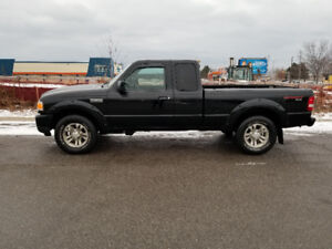 2008 Ford ranger sport 4x4! Low kms!