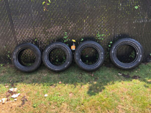 GoodYear Winter Tires 17inch GOOD condition