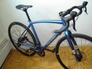 Raleigh cyclo-cross bike