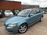 VOLVO V50 SE 2.0 DIESEL ESTATE ONE OWNER